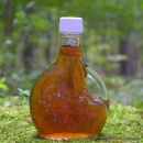 Maple Syrup in Moose Bottle