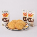 Maple Cookies and Cocoa