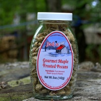 Maple Frosted Pecans