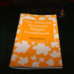 Official Vermont Maple Cookbook