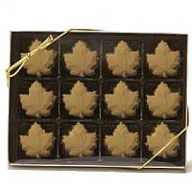 12 Piece Box of Maple Candy