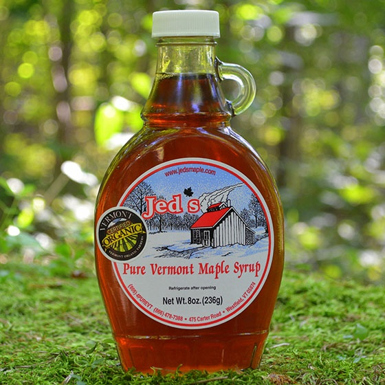 Maple Syrup in Large Flask