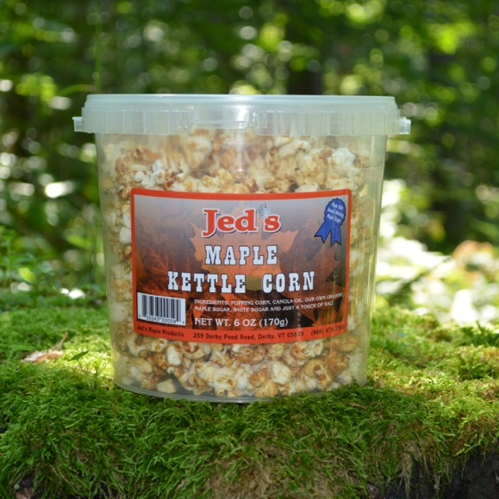 Jed's Maple Kettle Corn