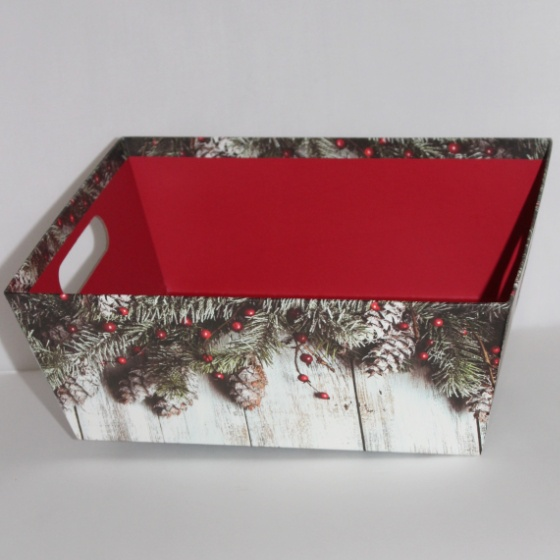 Rustic Berry Tray